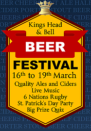 Kings Head and Bell Beer Festival